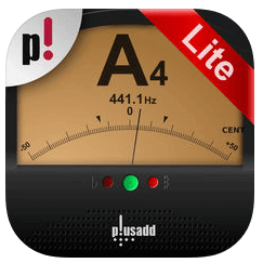 Tuner Lite offers some of the most accurate guitar tuning options