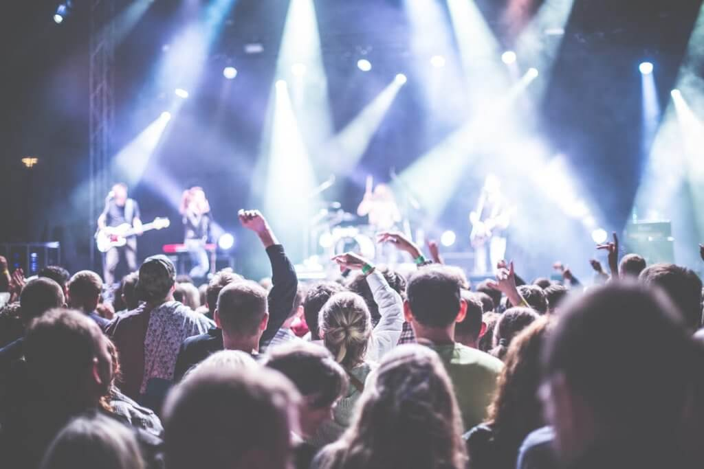 Contests give incentives for people to show up to your gigs