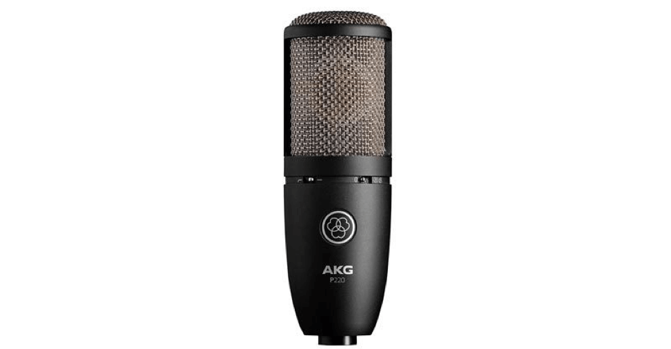 This professional-looking mic is heavier and in a class of its own