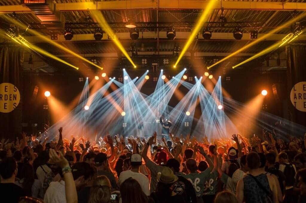Genre-specific music festivals can open you up to a niche audience